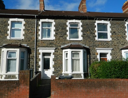 Woodville Road, Cathays, Cardiff